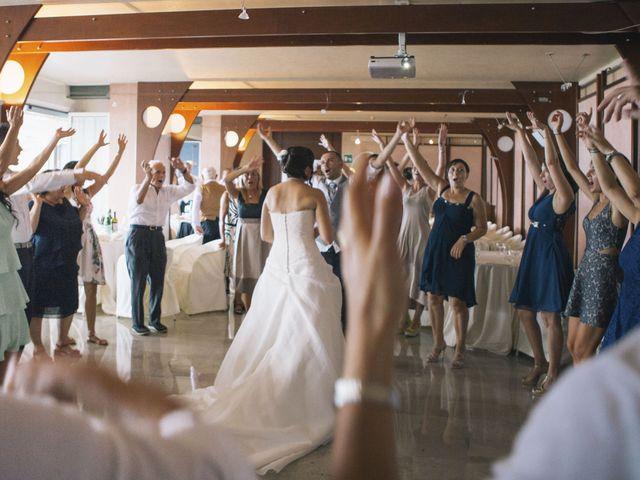 Il matrimonio di Stefano e Cristina a Ranco, Varese 16