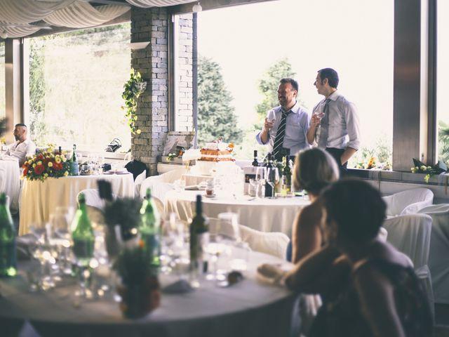 Il matrimonio di Stefano e Cristina a Ranco, Varese 17