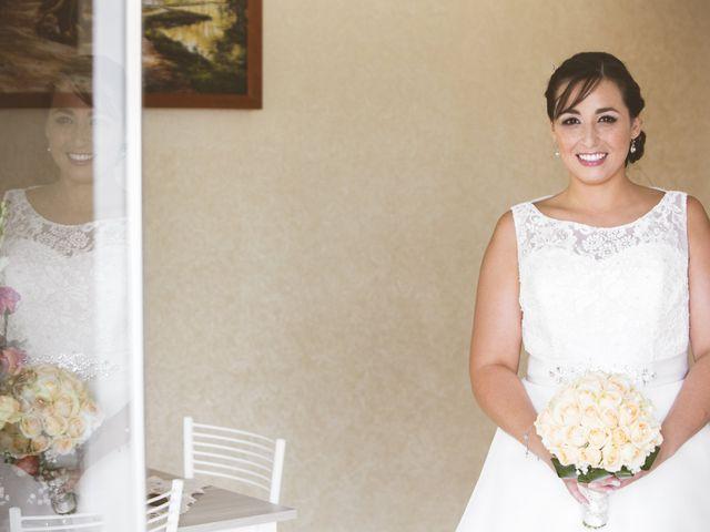Il matrimonio di Sergio e Sharon a Tripi, Messina 9