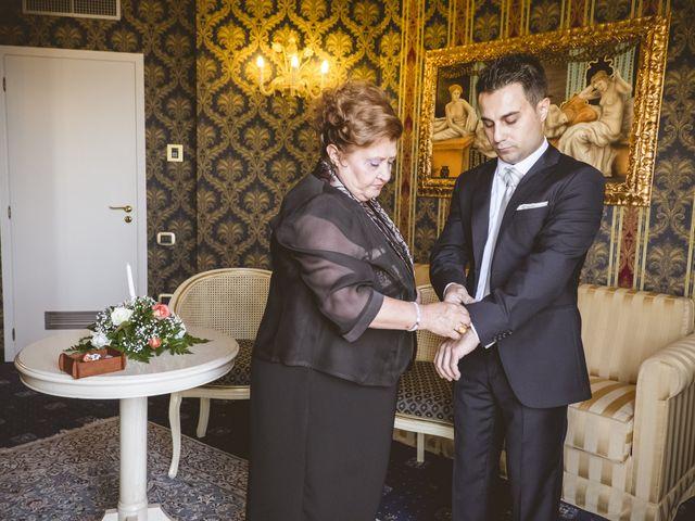 Il matrimonio di Sergio e Sharon a Tripi, Messina 11