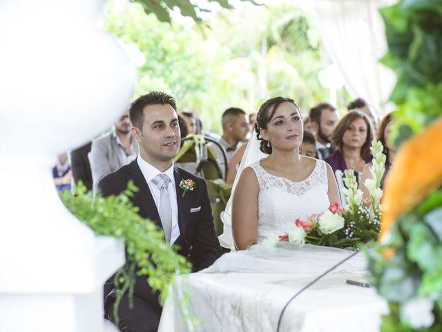 Il matrimonio di Sergio e Sharon a Tripi, Messina 20
