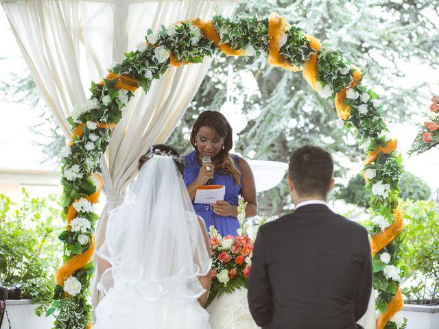 Il matrimonio di Sergio e Sharon a Tripi, Messina 21