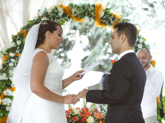 Il matrimonio di Sergio e Sharon a Tripi, Messina 24