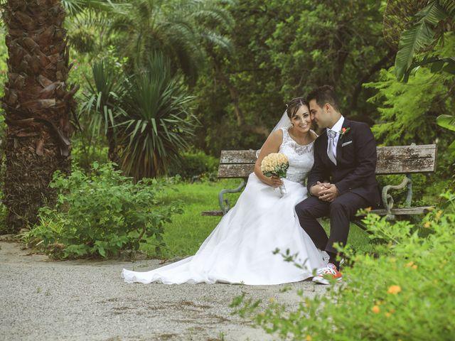 Il matrimonio di Sergio e Sharon a Tripi, Messina 28