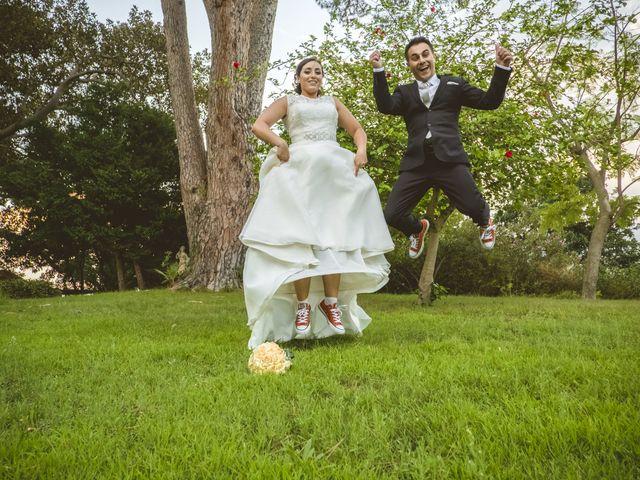 Le nozze di Sharon e Sergio