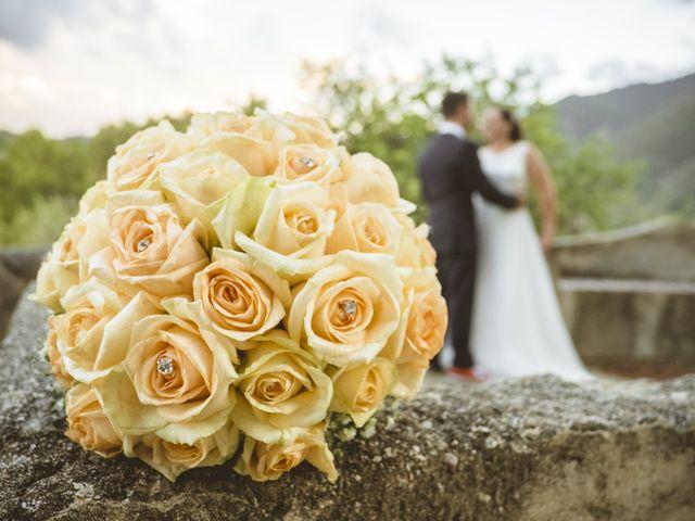 Il matrimonio di Sergio e Sharon a Tripi, Messina 32