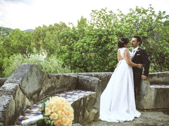 Il matrimonio di Sergio e Sharon a Tripi, Messina 33