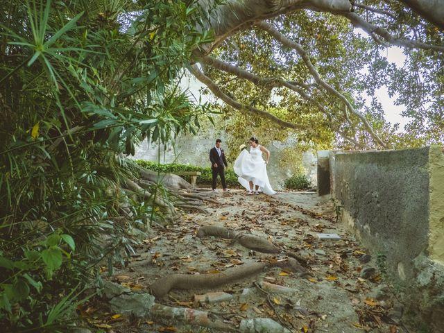 Il matrimonio di Sergio e Sharon a Tripi, Messina 34