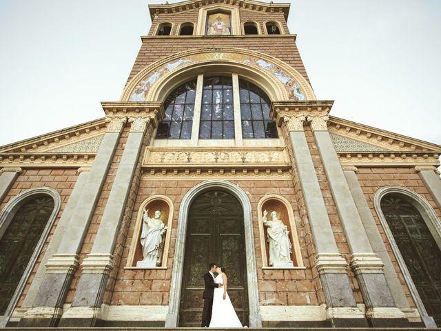 Il matrimonio di Sergio e Sharon a Tripi, Messina 35