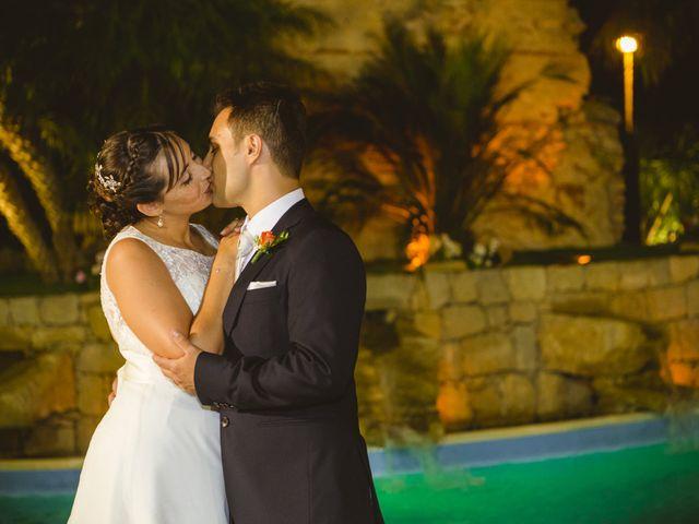 Il matrimonio di Sergio e Sharon a Tripi, Messina 37
