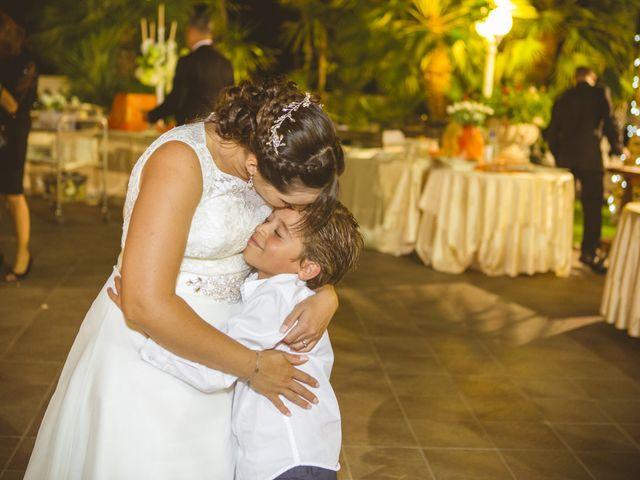 Il matrimonio di Sergio e Sharon a Tripi, Messina 38