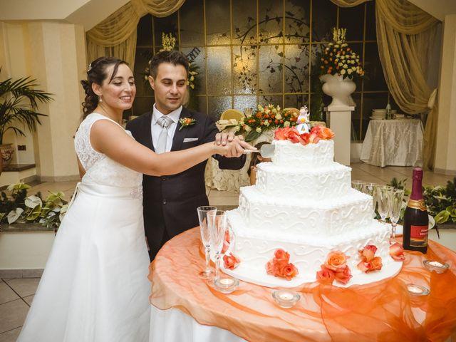 Il matrimonio di Sergio e Sharon a Tripi, Messina 42