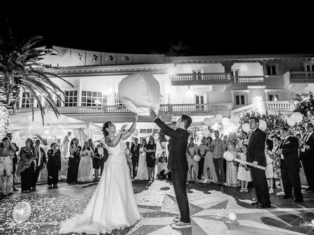 Il matrimonio di Sergio e Sharon a Tripi, Messina 43