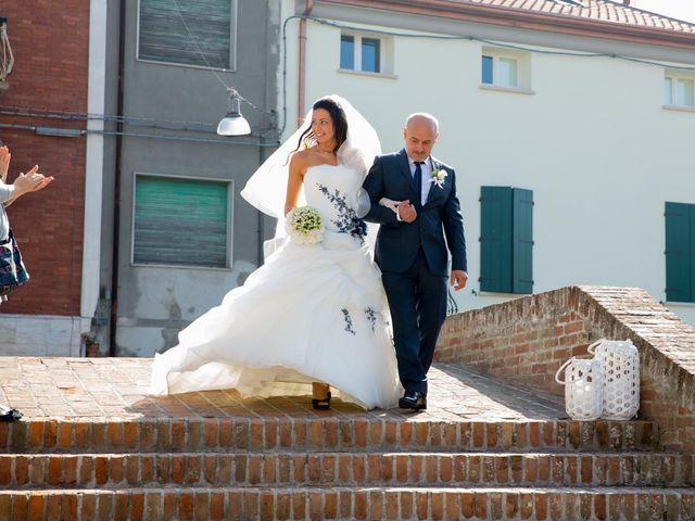 Il matrimonio di Irene e Nicola a Comacchio, Ferrara 24