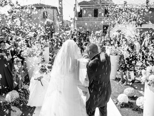 Il matrimonio di Irene e Nicola a Comacchio, Ferrara 43