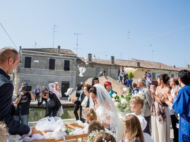 Il matrimonio di Irene e Nicola a Comacchio, Ferrara 50