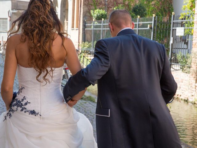 Il matrimonio di Irene e Nicola a Comacchio, Ferrara 51