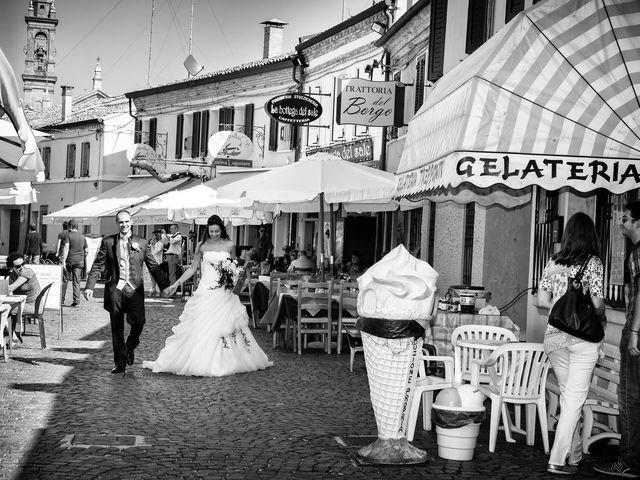 Il matrimonio di Irene e Nicola a Comacchio, Ferrara 52