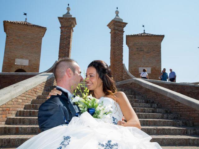 Il matrimonio di Irene e Nicola a Comacchio, Ferrara 54