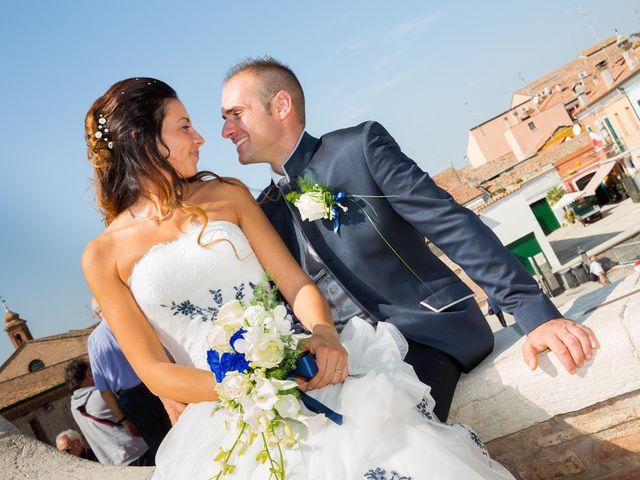 Il matrimonio di Irene e Nicola a Comacchio, Ferrara 56