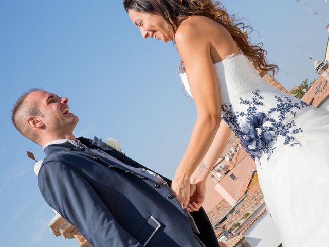 Il matrimonio di Irene e Nicola a Comacchio, Ferrara 58