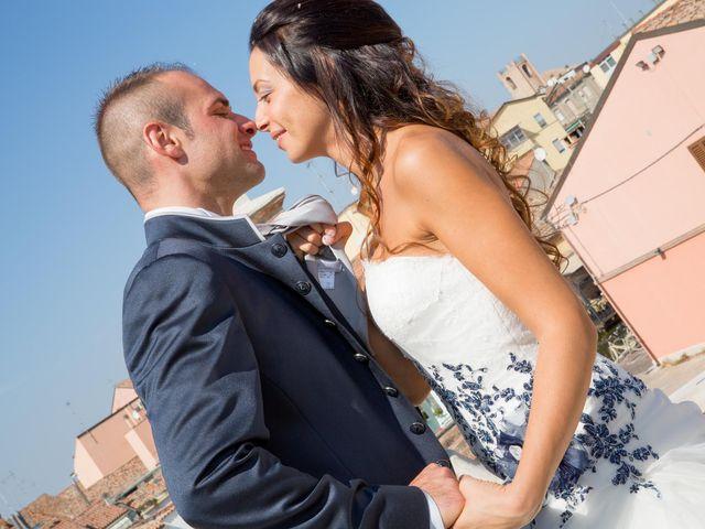 Il matrimonio di Irene e Nicola a Comacchio, Ferrara 59
