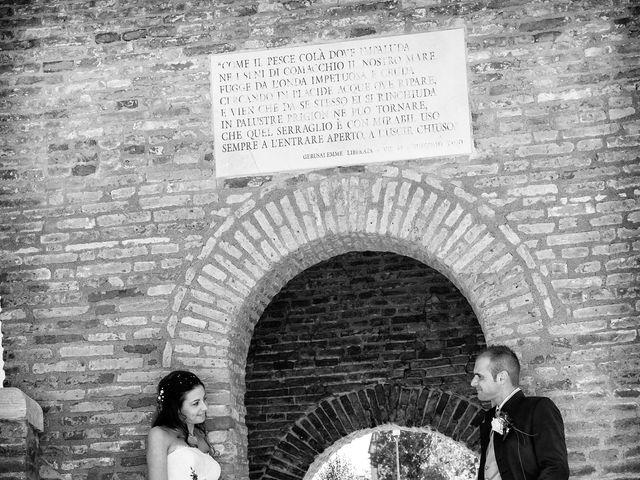 Il matrimonio di Irene e Nicola a Comacchio, Ferrara 61