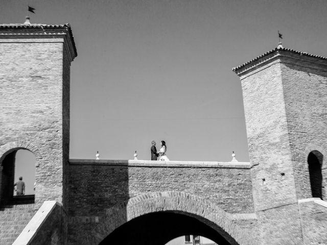 Il matrimonio di Irene e Nicola a Comacchio, Ferrara 62