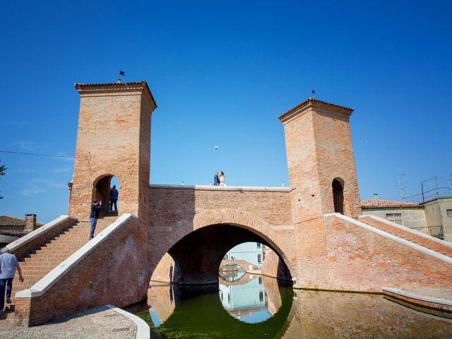 Il matrimonio di Irene e Nicola a Comacchio, Ferrara 63
