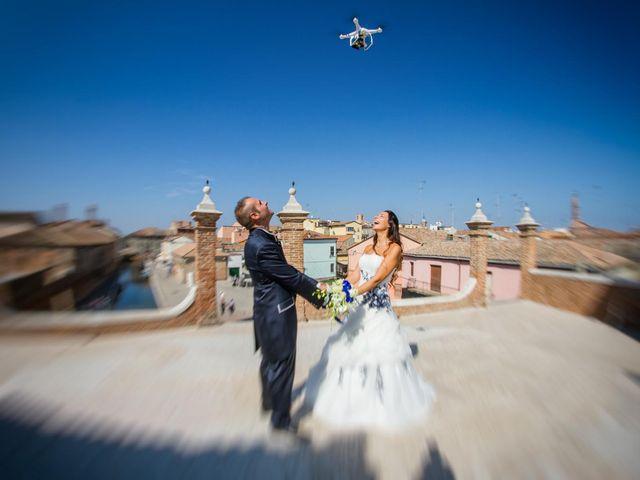 Il matrimonio di Irene e Nicola a Comacchio, Ferrara 1
