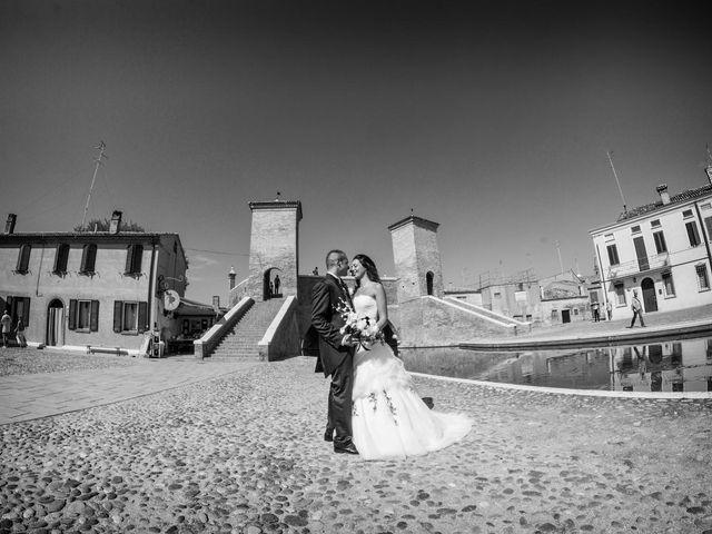 Il matrimonio di Irene e Nicola a Comacchio, Ferrara 65