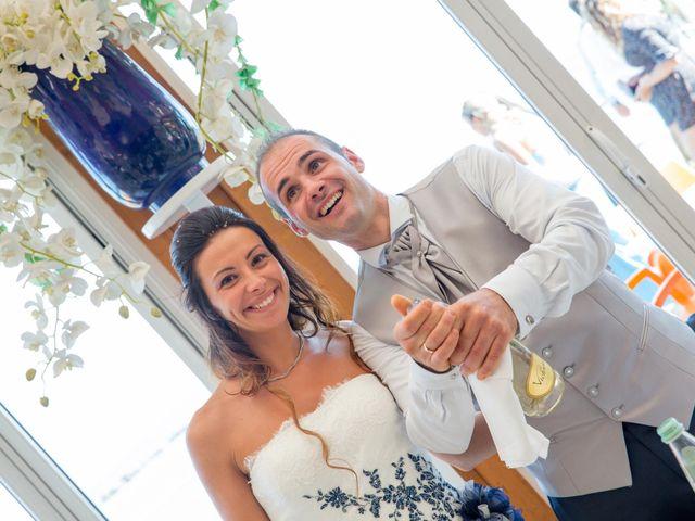 le nozze di Nicola e Irene