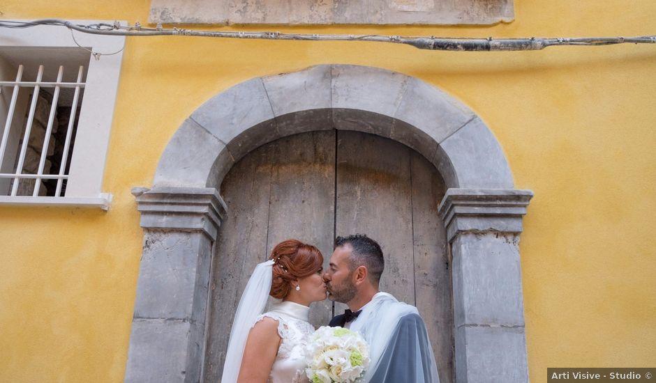 Il matrimonio di Emanuele e Giuliana a Ragusa, Ragusa