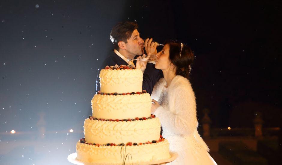 Il matrimonio di Gianluigi e Roberta a Gerenzano, Varese