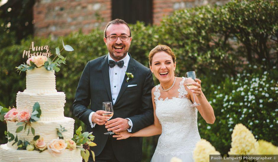 Il matrimonio di Massimo e Anna a Seregno, Monza e Brianza