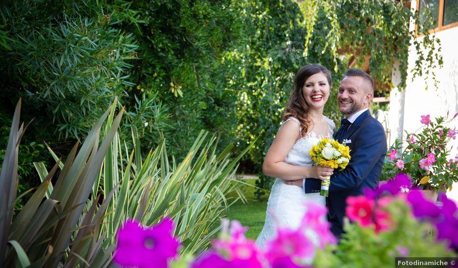 Il matrimonio di Francesco e Enza a Monfalcone, Gorizia