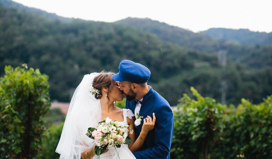 Il matrimonio di Gianandrea e Cristina a Leffe, Bergamo