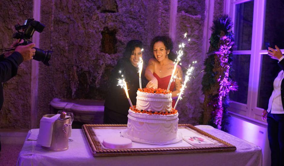 Il matrimonio di Teresa e Francesca a Rezzato, Brescia