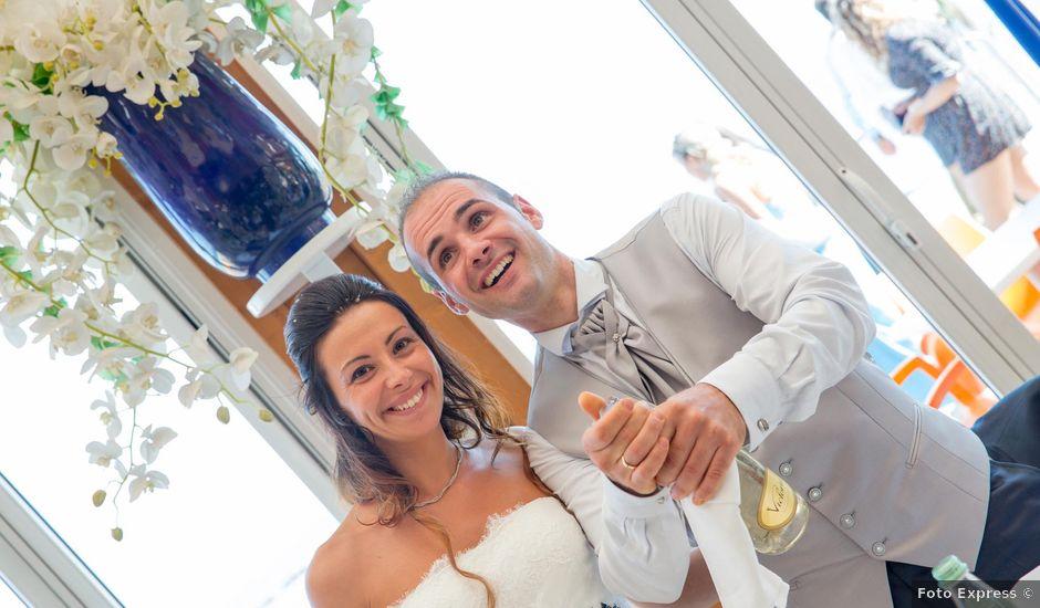 Il matrimonio di Irene e Nicola a Comacchio, Ferrara