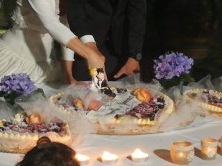Le nozze di samantha e giacomo 1