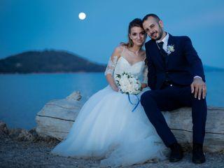le nozze di Manuela e Maurizio 1