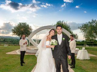 Le nozze di Angela e Umberto 1