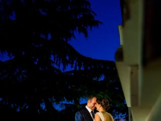 Le nozze di Alessandra e Andrea