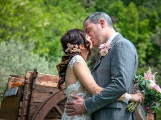 Le nozze di Tyana e Stefano