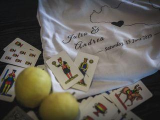 Le nozze di Julia e Andrea 1