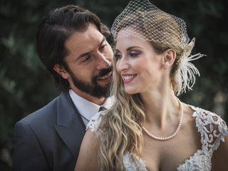 Le nozze di Julia e Andrea