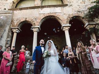 Le nozze di Maymee e Antonio