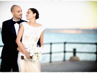 Le nozze di Roberta e Domenico