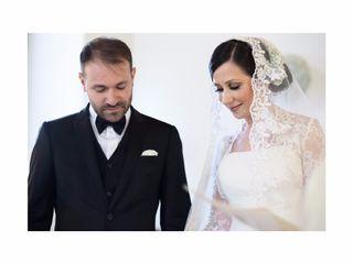 Le nozze di Mirella e Gianmarco