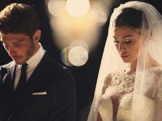 Le nozze di Belen e Stefano